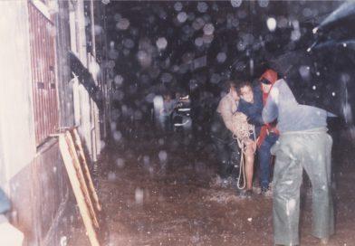 La riuada d'Ondara de 1985